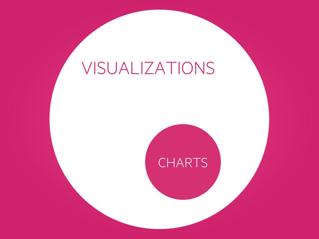 VISUALIZATIONS CHARTS