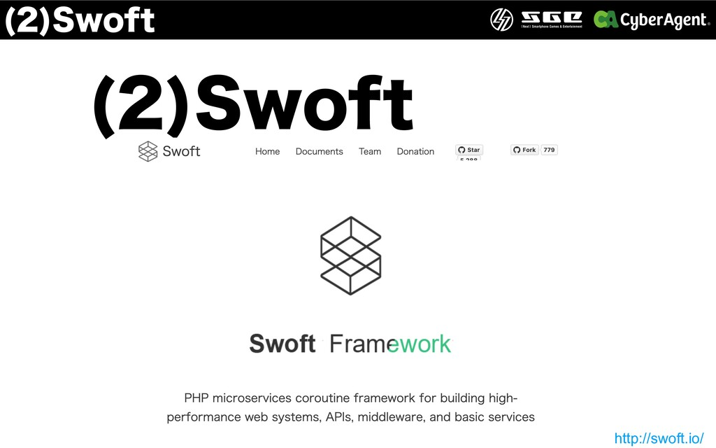 4XPGU  4XPGU http://swoft.io/