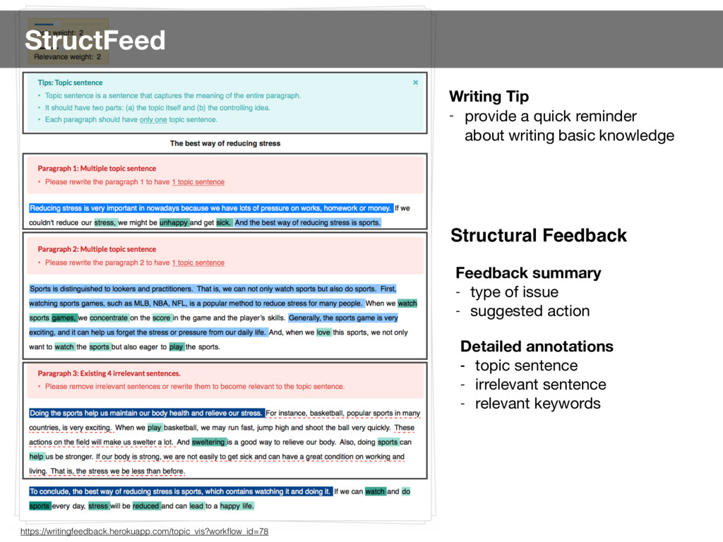42 Structural Feedback Detailed annotations - t...