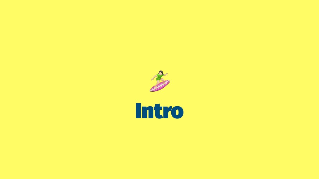 Intro #