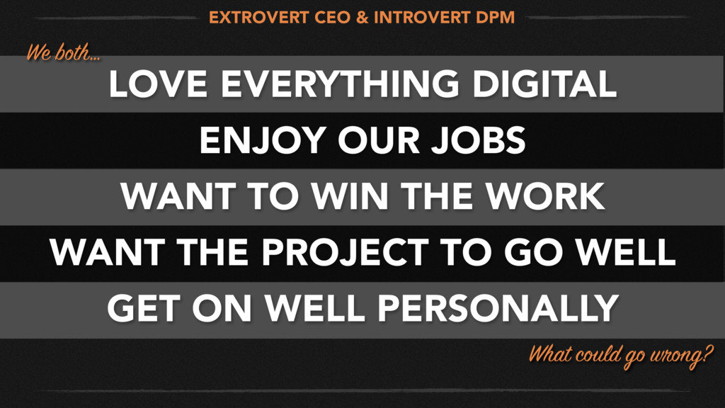 LOVE EVERYTHING DIGITAL ENJOY OUR JOBS WANT TO ...