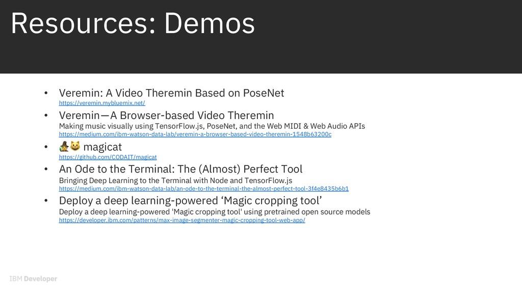Resources: Demos • Veremin: A Video Theremin Ba...