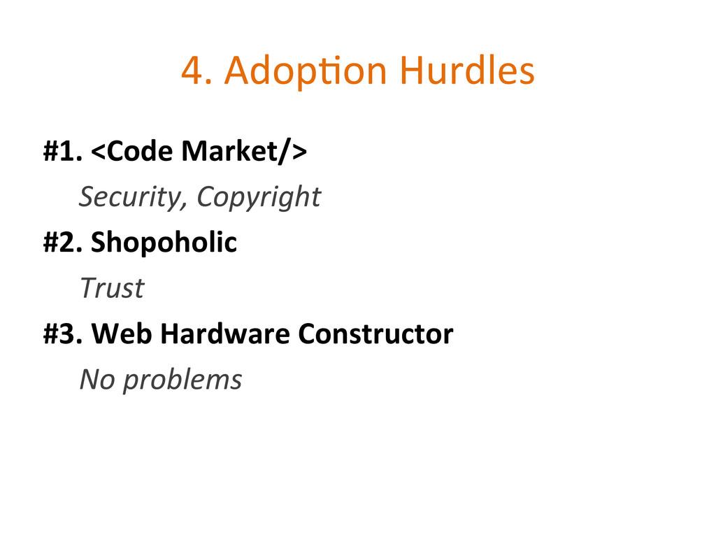 4. AdopDon Hurdles  #1. <Code Ma...