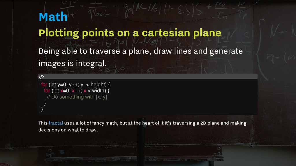 Math Plotting points on a cartesian plane Being...