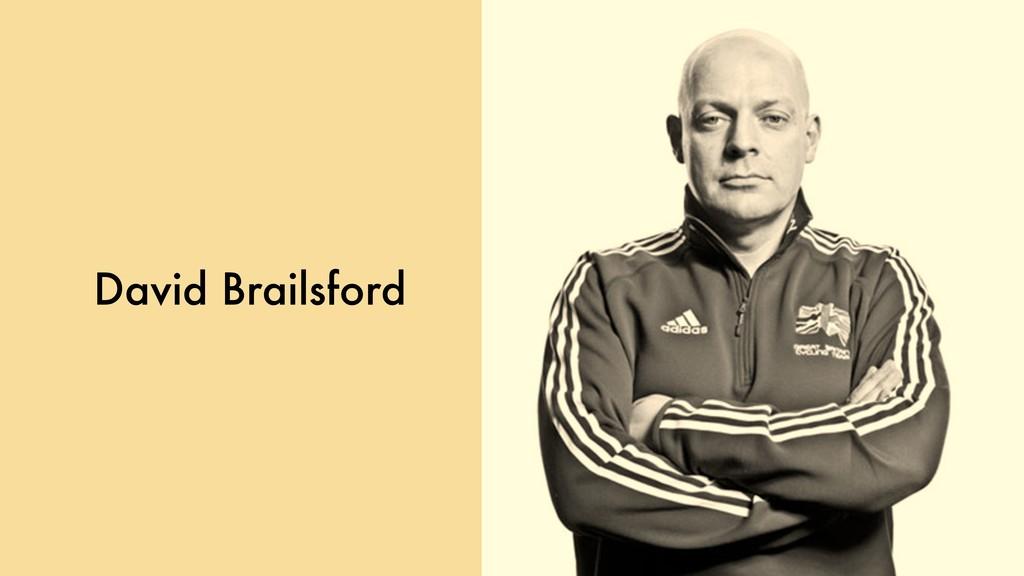 David Brailsford
