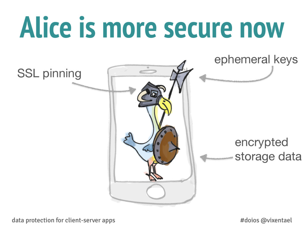 Alice is more secure now data protection for cl...