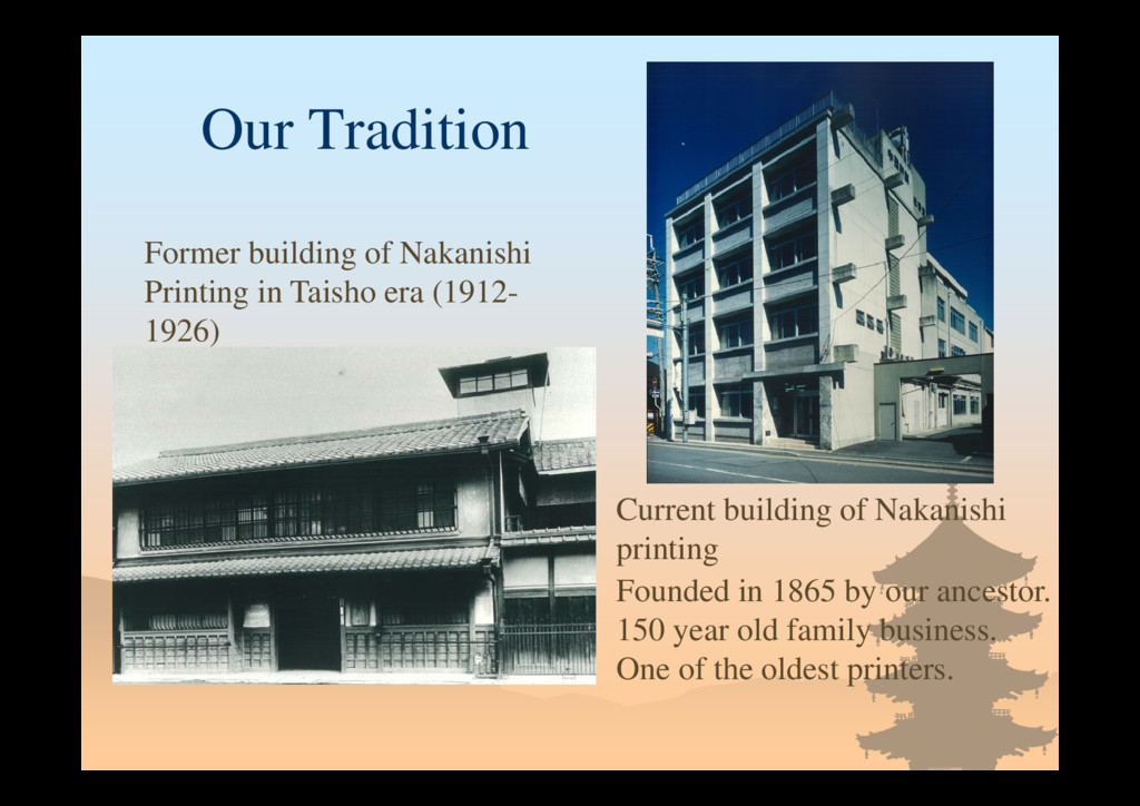 Founded in 1865 by our ancestor. 150 year old f...