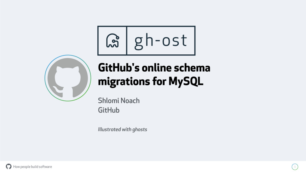 How people build software ! GitHub's online sch...