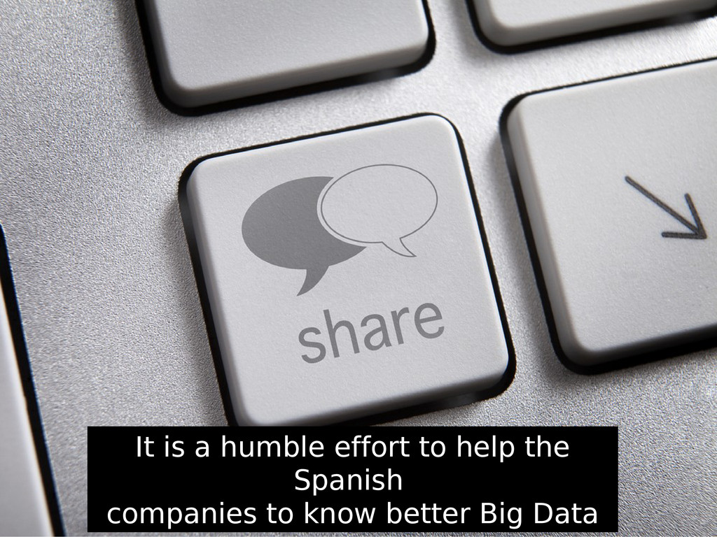 It is a humble effort to help the Spanish compa...