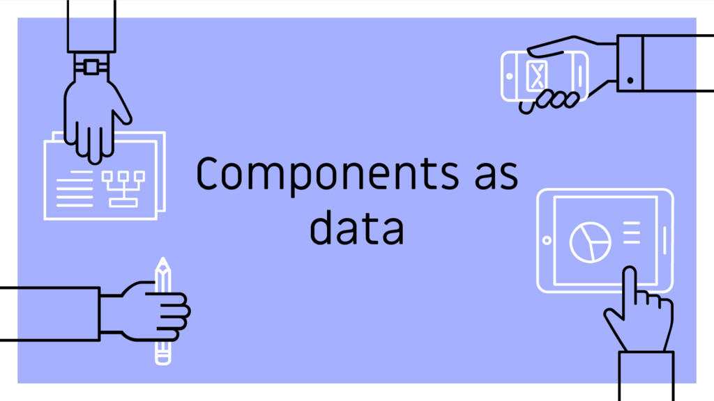 Components as data