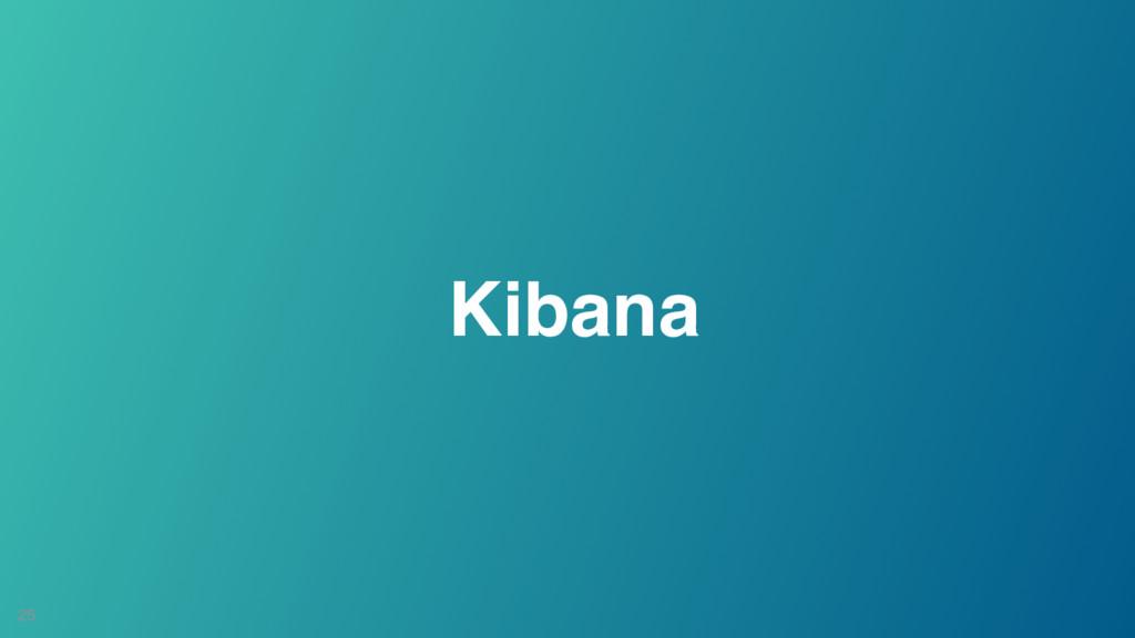 25 Kibana