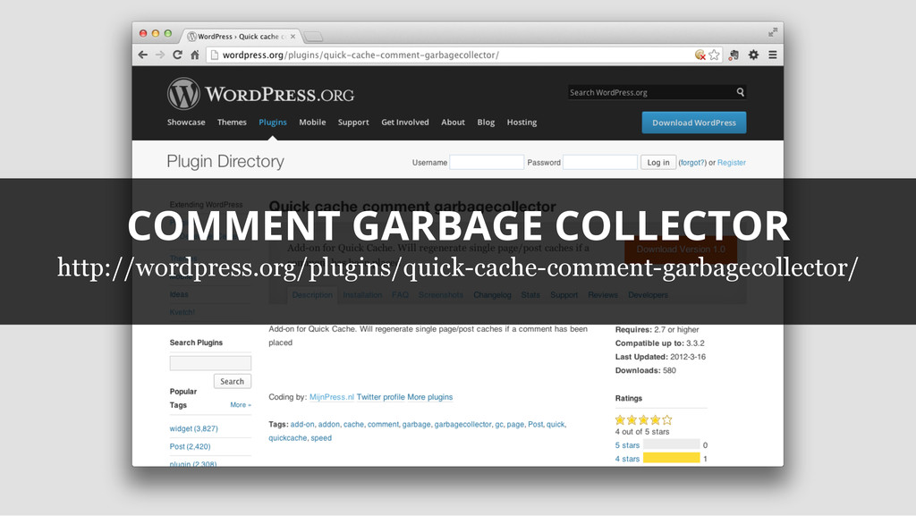 COMMENT GARBAGE COLLECTOR http://wordpress.org/...