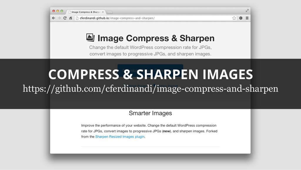 COMPRESS & SHARPEN IMAGES https://github.com/cf...