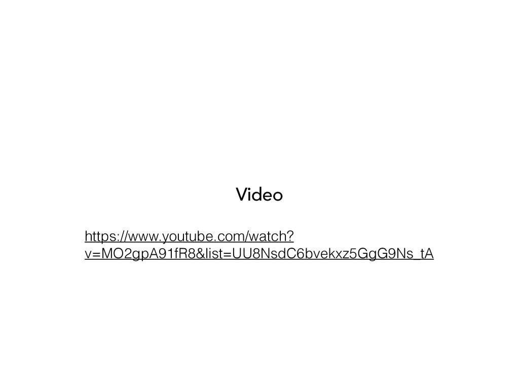 Video https://www.youtube.com/watch? v=MO2gpA91...