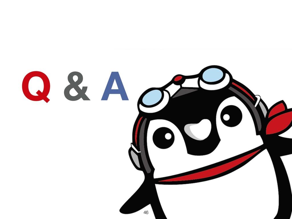Q & A !46