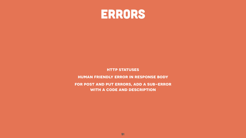 51 ERRORS http statuses human friendly error in...