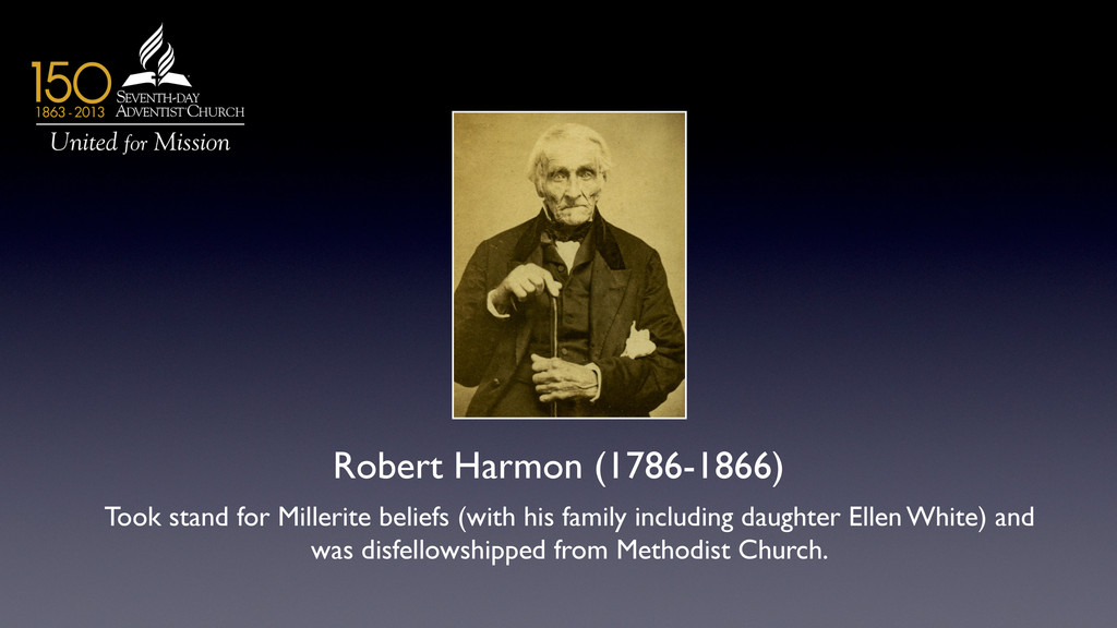Robert Harmon (1786-1866)	 