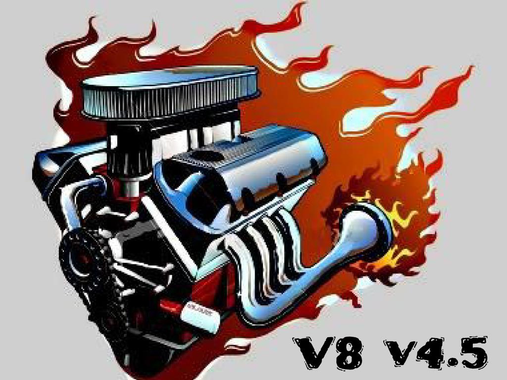 V8 v4.5