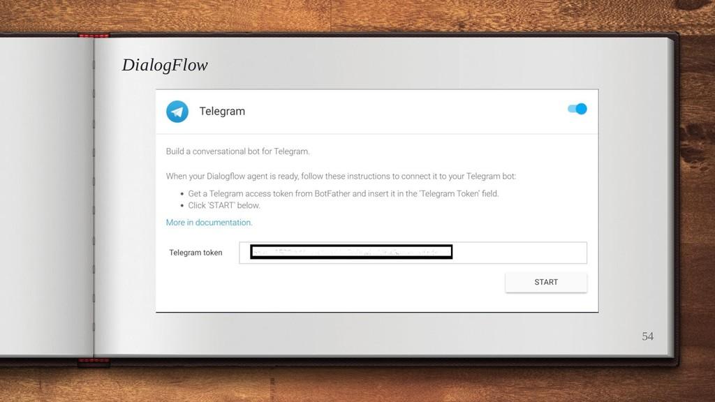 DialogFlow 54