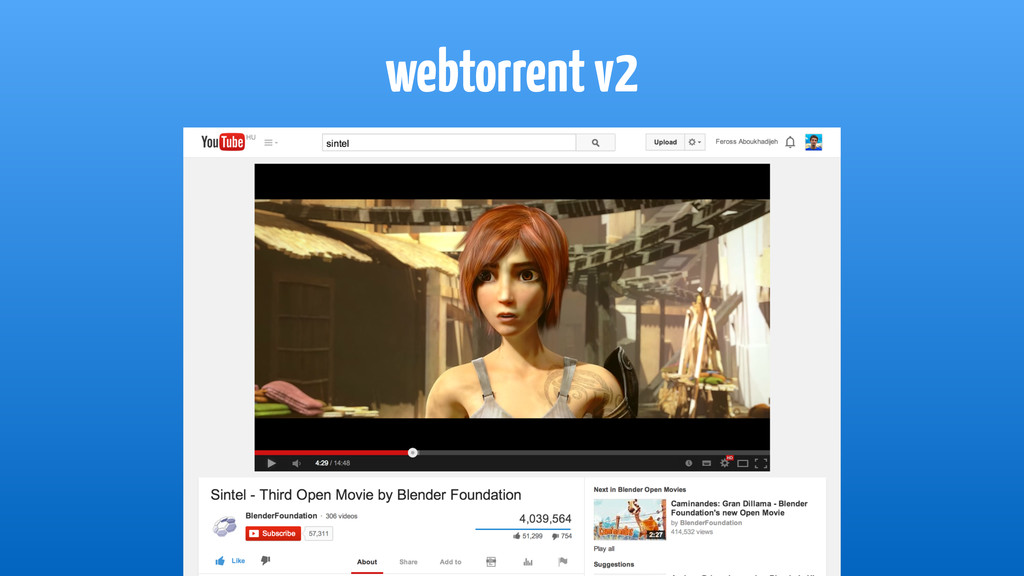 webtorrent v2