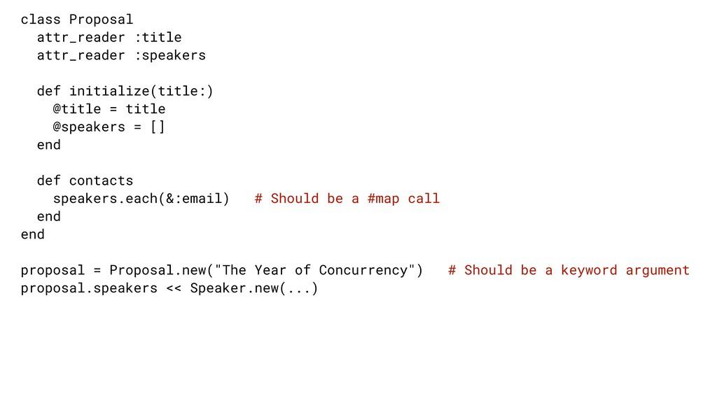 class Proposal attr_reader :title attr_reader :...