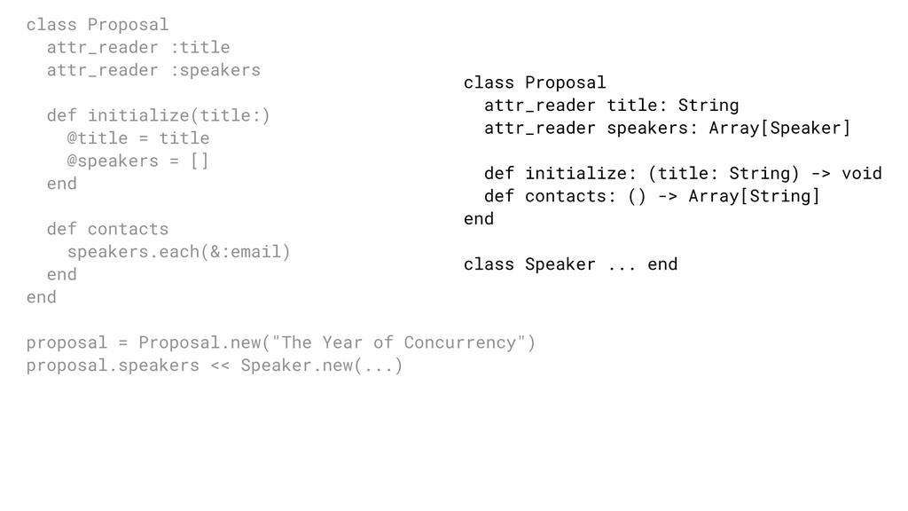 class Proposal attr_reader title: String attr_r...