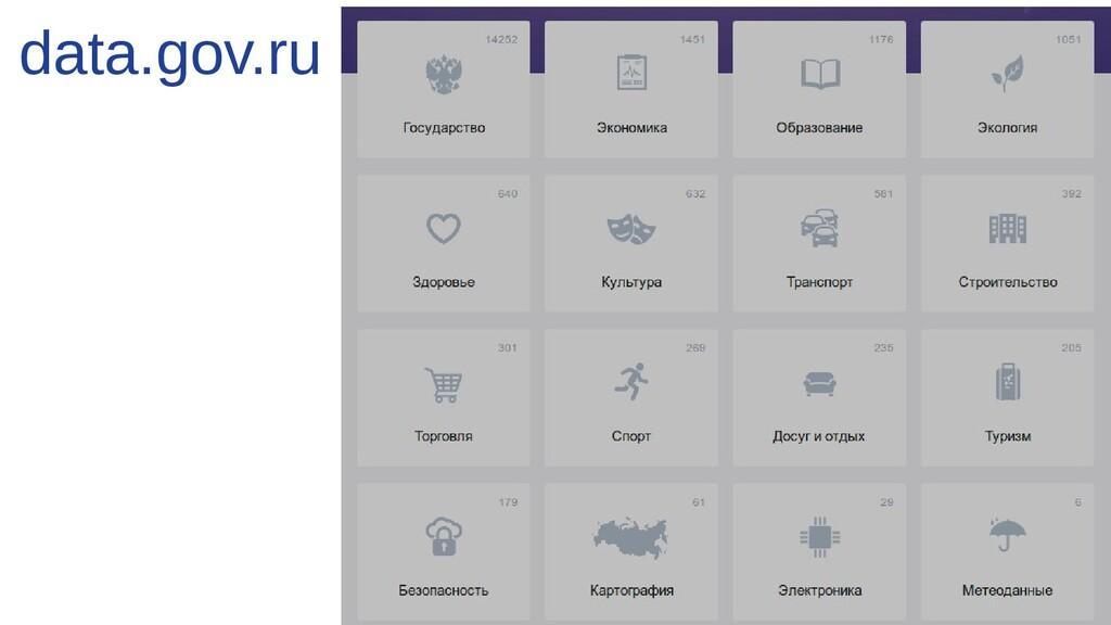 data.gov.ru