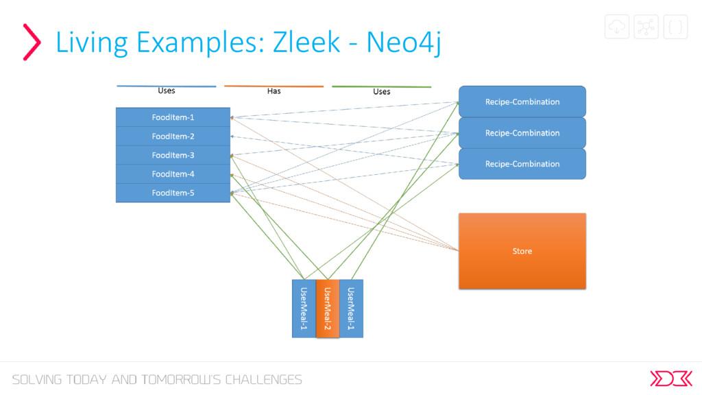 Living Examples: Zleek - Neo4j