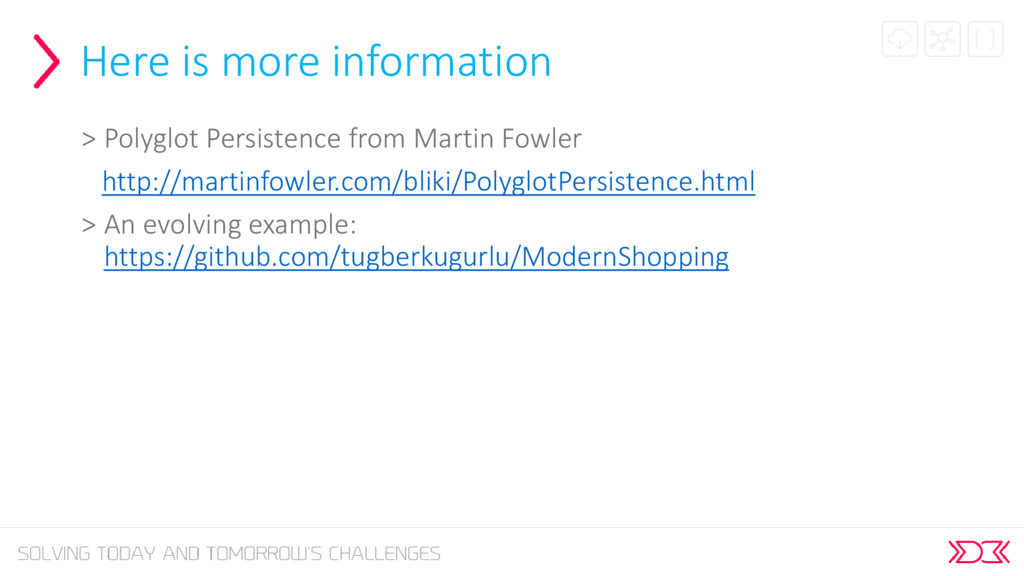 Here is more information > Polyglot Persistence...
