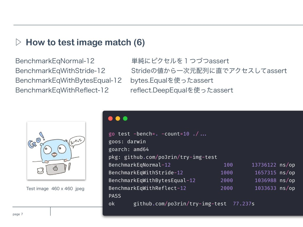 QBHF How to test image match (6) Ὂ #FODINBSL&...
