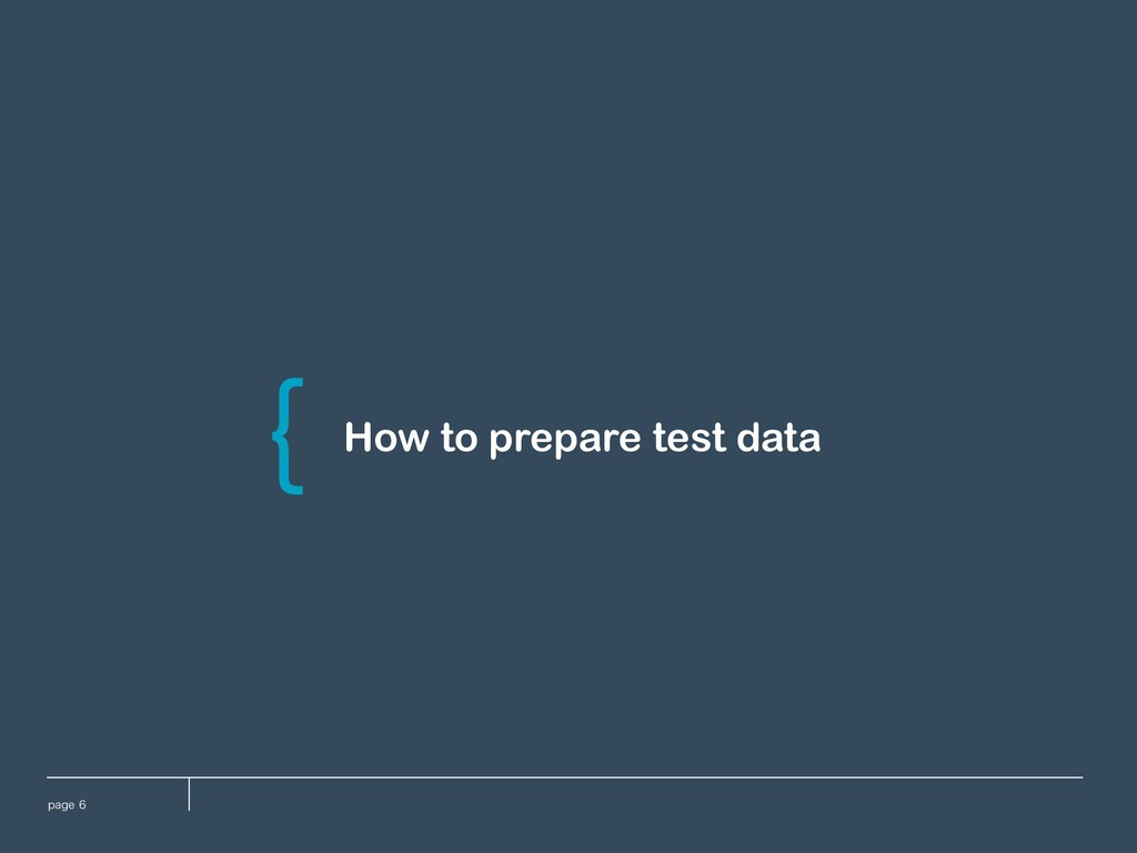 QBHF How to prepare test data \
