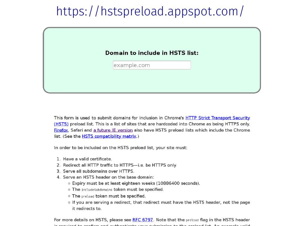 https://hstspreload.appspot.com/