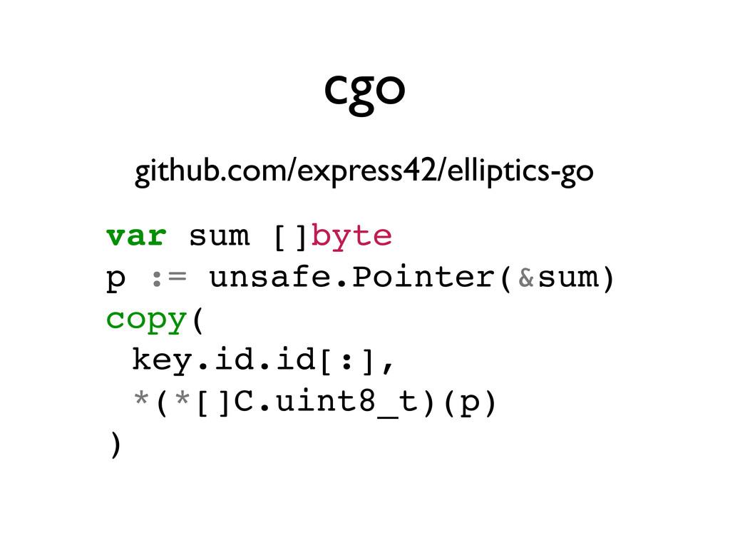 cgo github.com/express42/elliptics-go !var sum ...