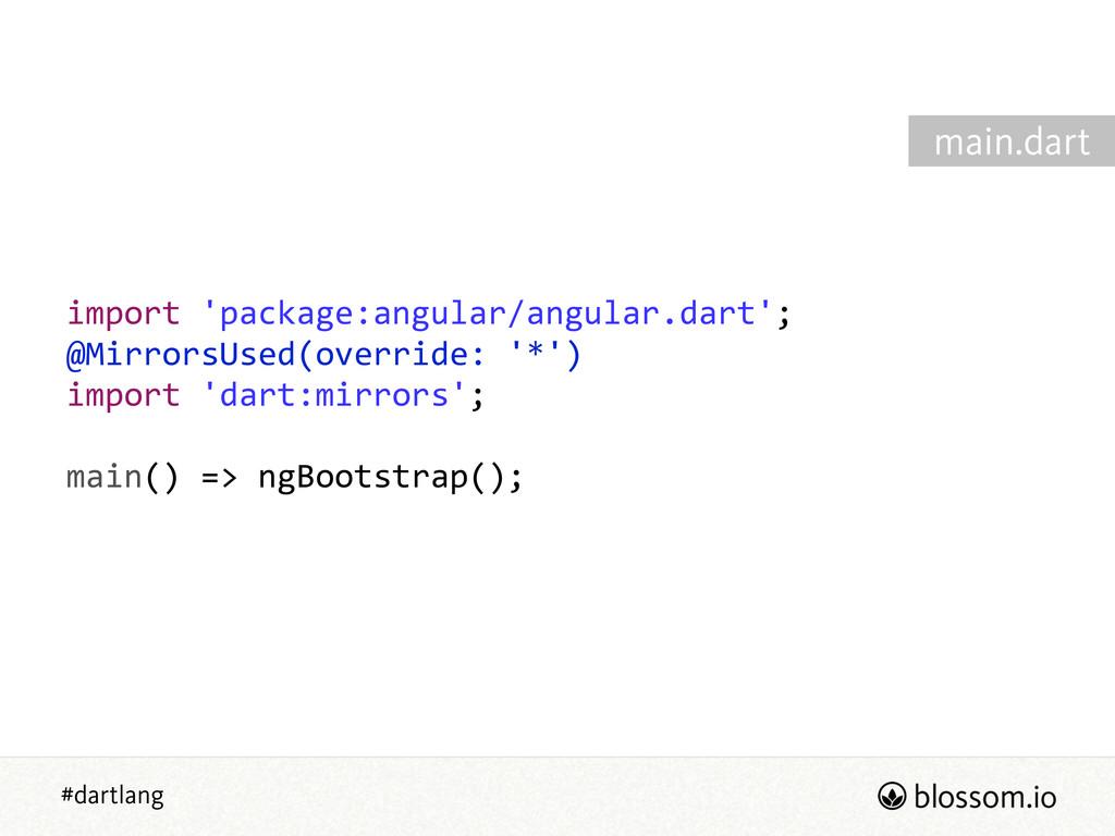#dartlang import 'package:angular/angular.dart...