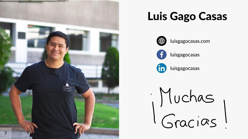 Luis Gago Casas luisgagocasas.com luisgagocasas...