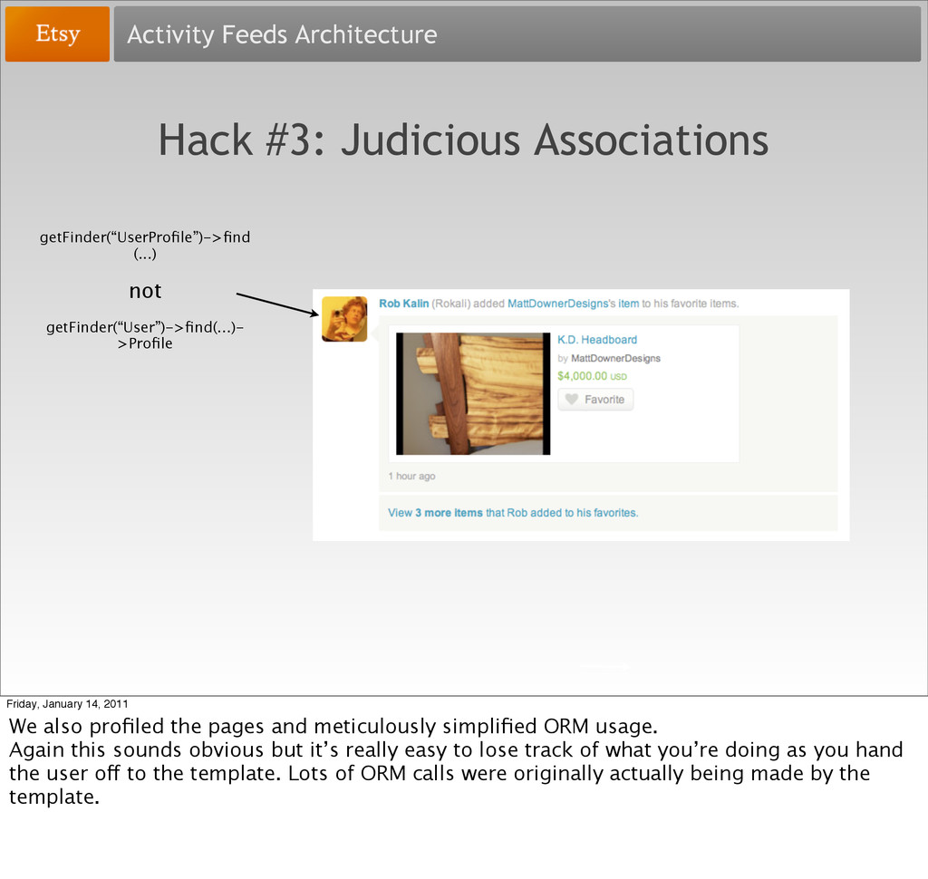 Activity Feeds Architecture Hack #3: Judicious ...