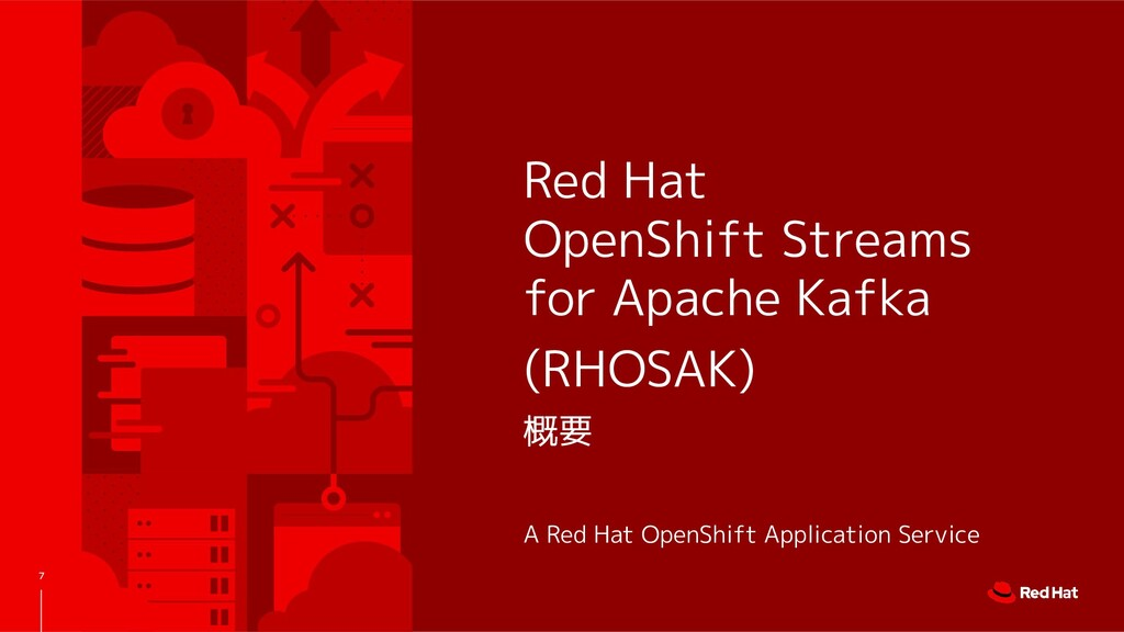 7 Red Hat OpenShift Streams for Apache Kafka (R...