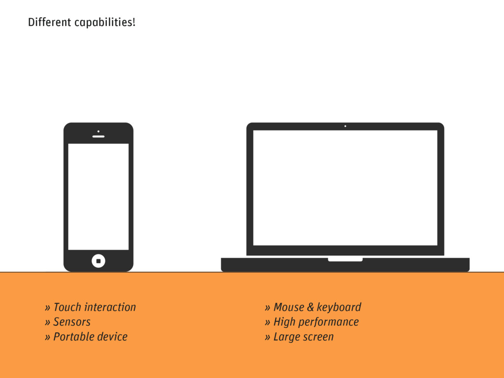 Different capabilities! » Touch interaction » S...