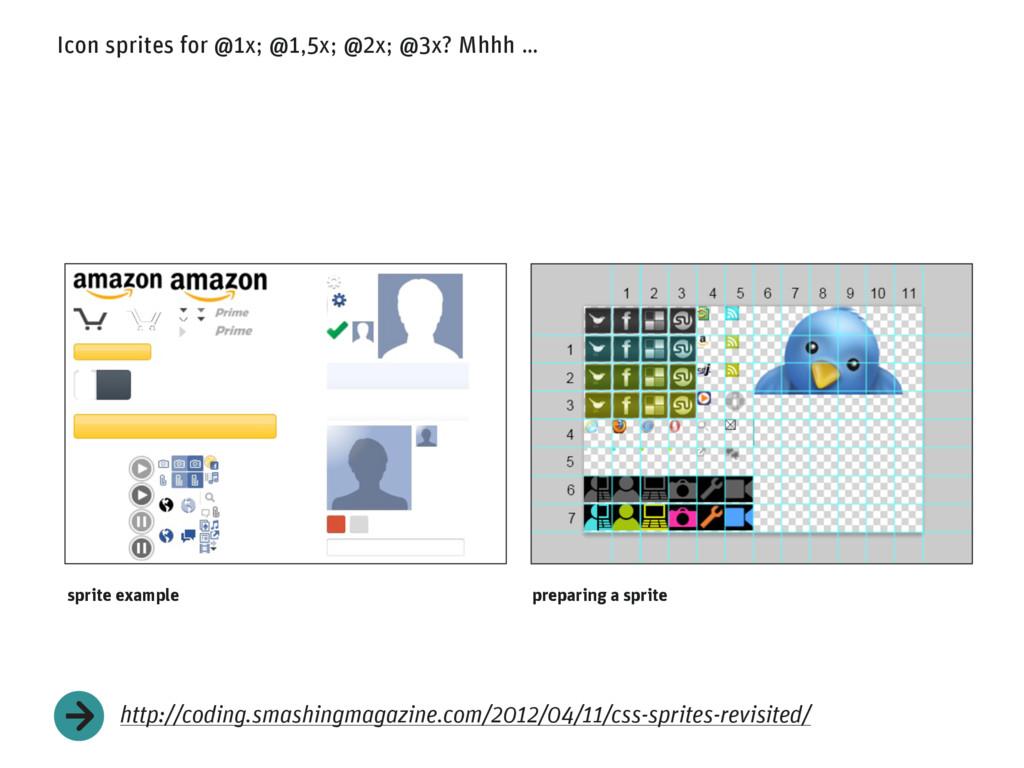 Icon sprites for @1x; @1,5x; @2x; @3x? Mhhh … s...