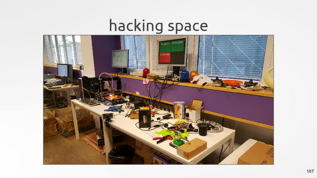hacking space 107