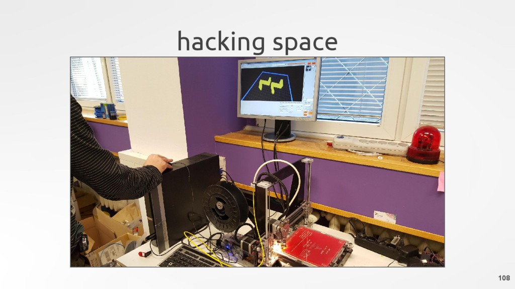 hacking space 108