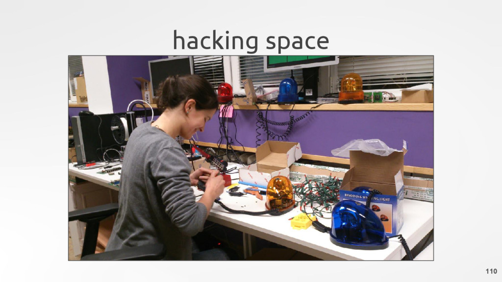 hacking space 110