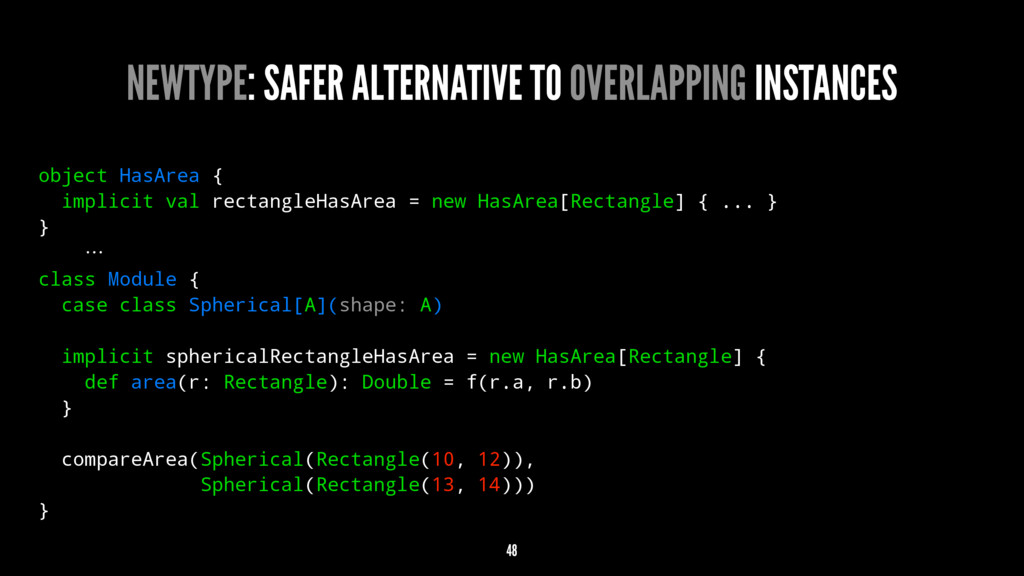 NEWTYPE: SAFER ALTERNATIVE TO OVERLAPPING INSTA...