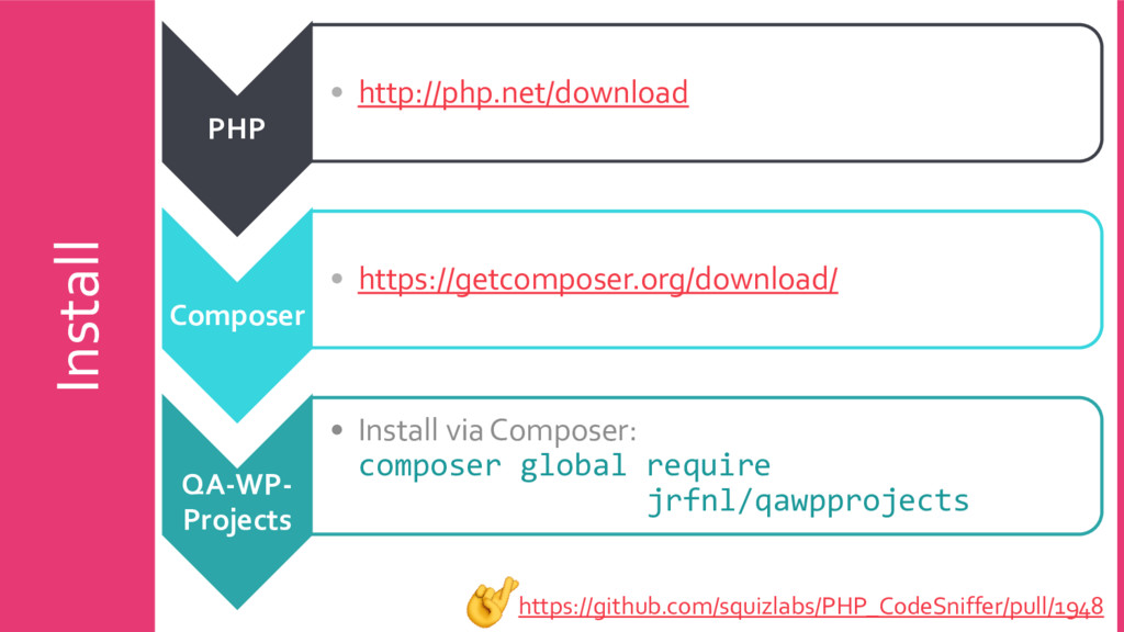 PHP • http://php.net/download Composer • https:...