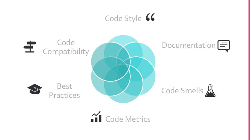 Code Style Documentation Code Smells Code Metri...