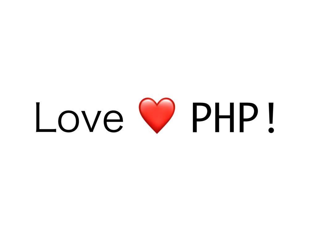 -PWF❤PHP!