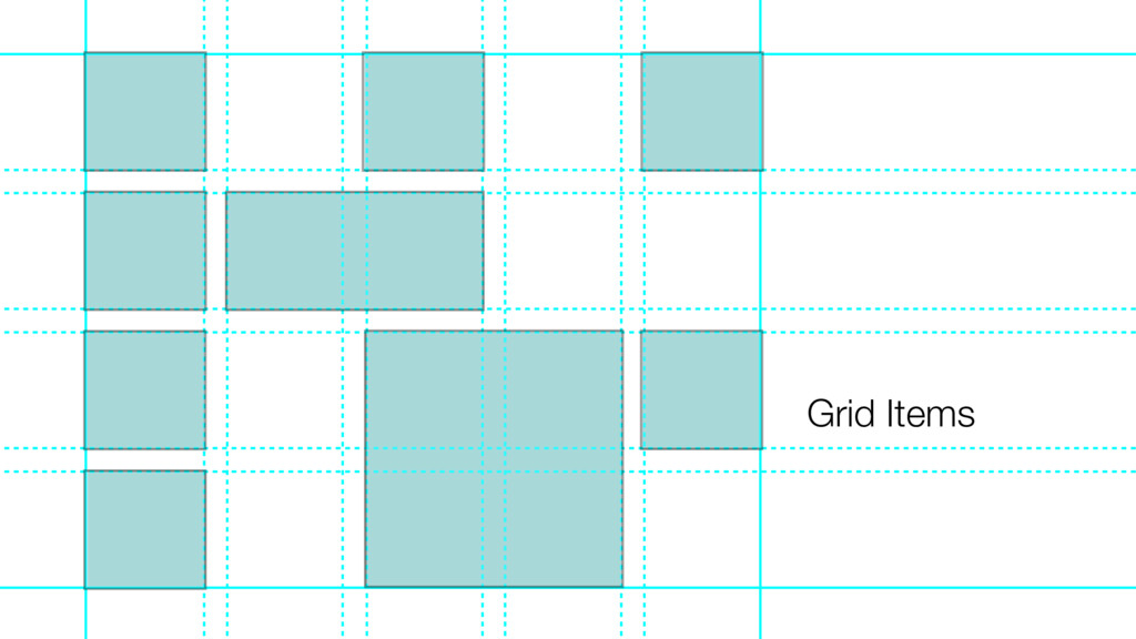 Grid Items