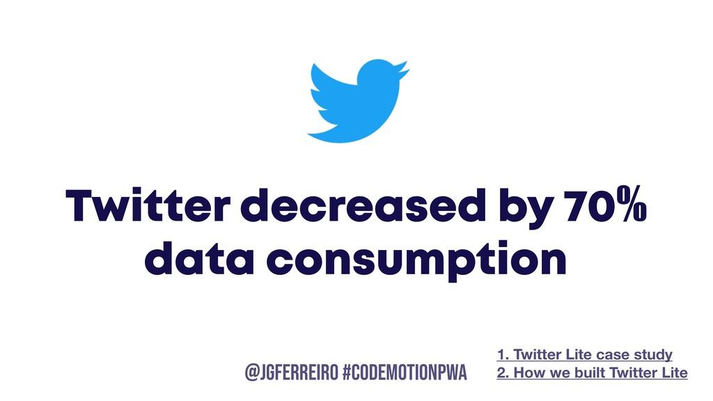@JGFERREIRO @JGFERREIRO #codemotionpwa Twitter ...