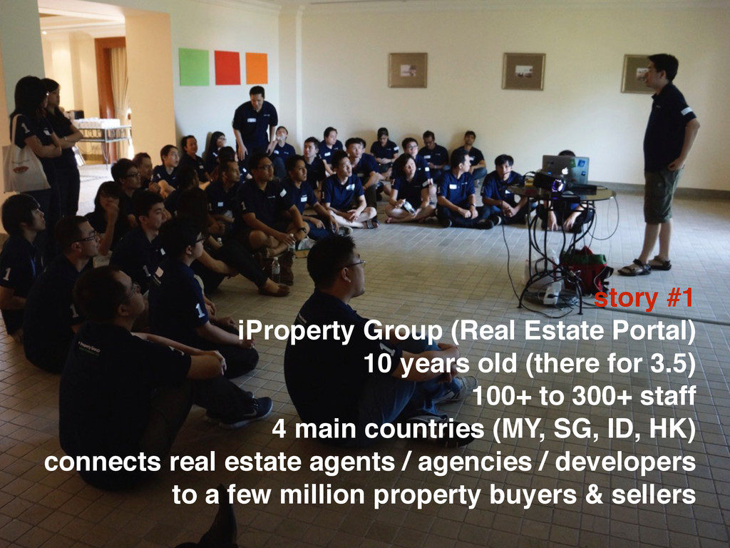 story #1 iProperty Group (Real Estate Portal) 1...