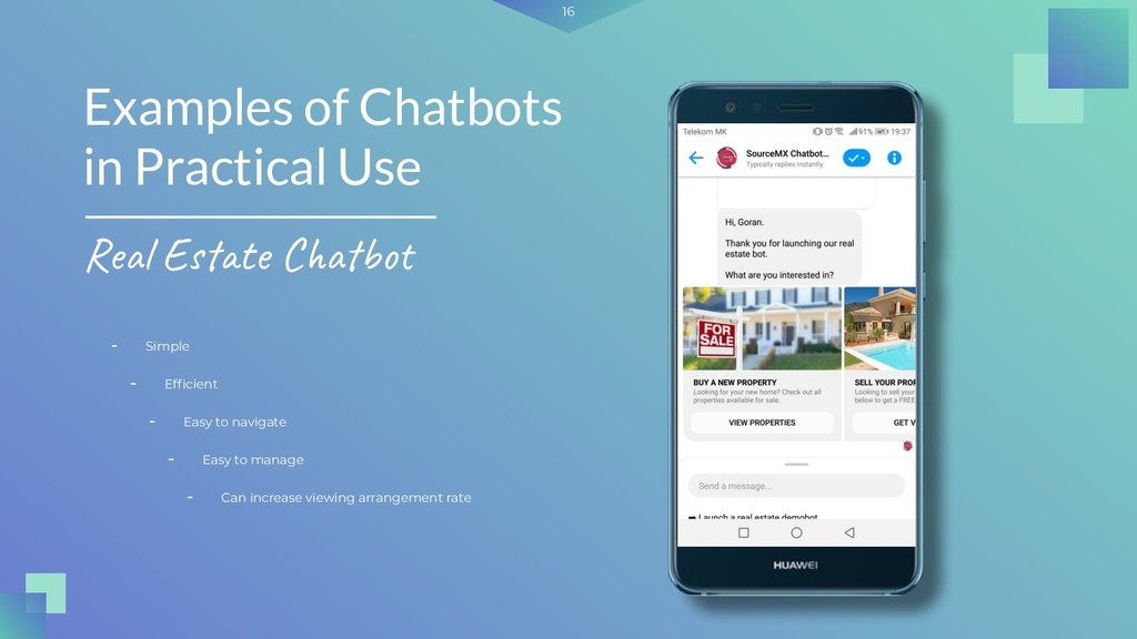 16 - Simple Examples of Chatbots in Practical U...
